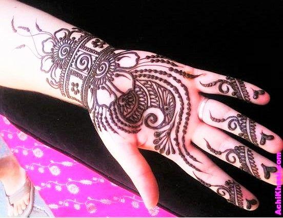 Mehndi Bunch On Arm : Best lovely mehndi heena designs images