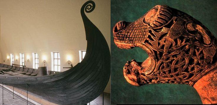 Oseberg Ship: Astonishingly Well-Preserved Viking Burial Ship