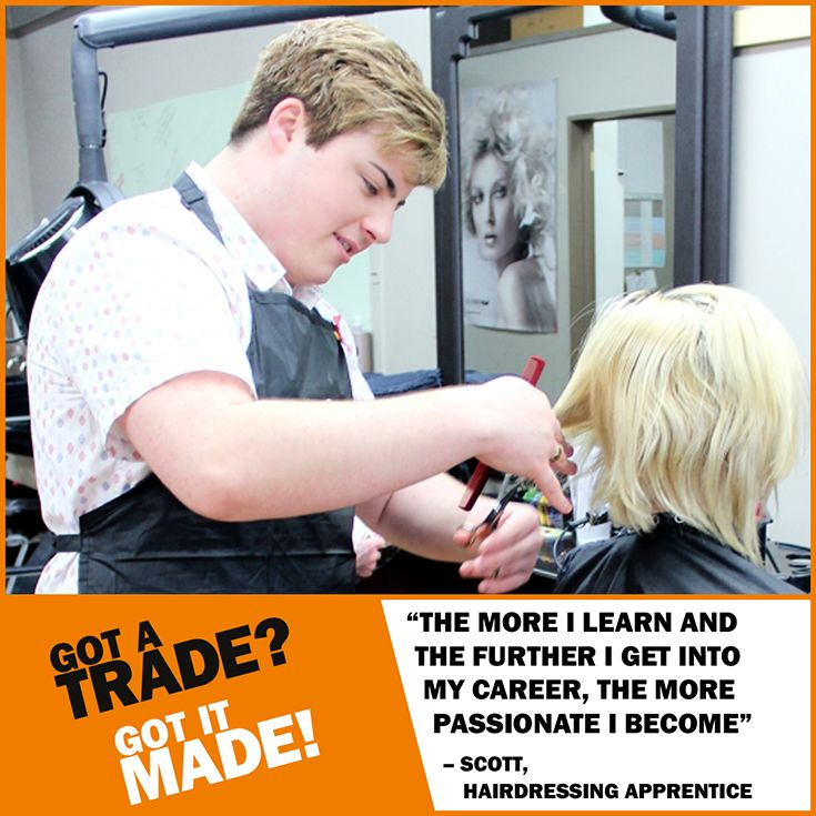 Get #qualified in an #industry that rocks your world! www.gotatrade.co.nz