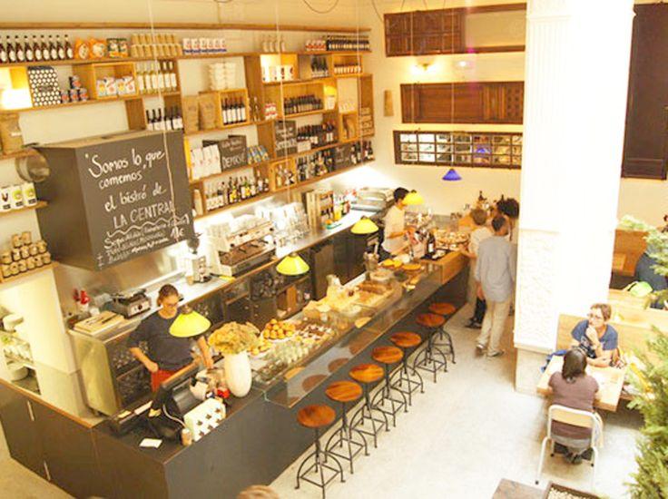 Las 25 mejores ideas sobre cafeterias modernas en - Decoracion cafeterias modernas ...