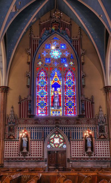 St. Albertus Catholic Church    St. Albertus is the mother church of Polish Catholics in the Detroit area. It was the largest Catholic Church in the state of Michigan at the time of its construction (1885). The architect, Henry Engelbert, was born in Germany to parents of Swedish descent. He also designed St. Casimir and St. Francis of Assisi in Detroit.    A private, 501c3 organization now works to restore / maintain the School and Church.  stalbertusdetroit.org/donate