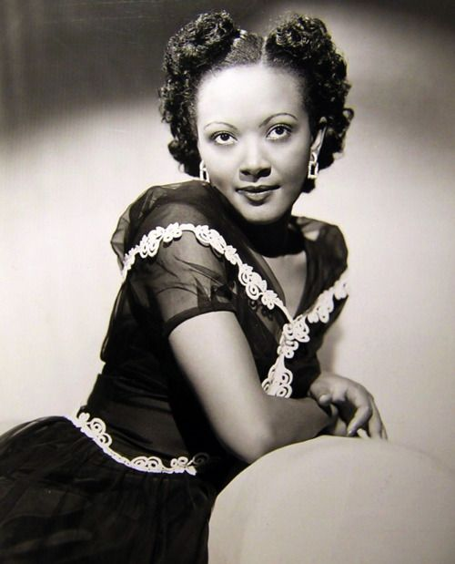 "Theresa Harris, actress, once shared with a reporter that her ""greatest ambition was to be known someday as a great Negro actress."" Harris was born in 1911 in Houston, Texas to Anthony and Ina Harris."
