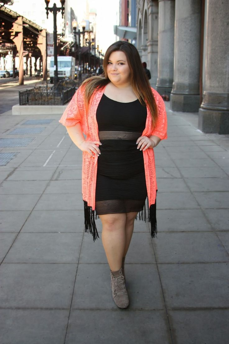 A sneak peak at @CharlotteRusse's new #PlusSize clothing ...