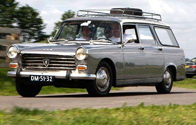 Peugeot 404 Wagon