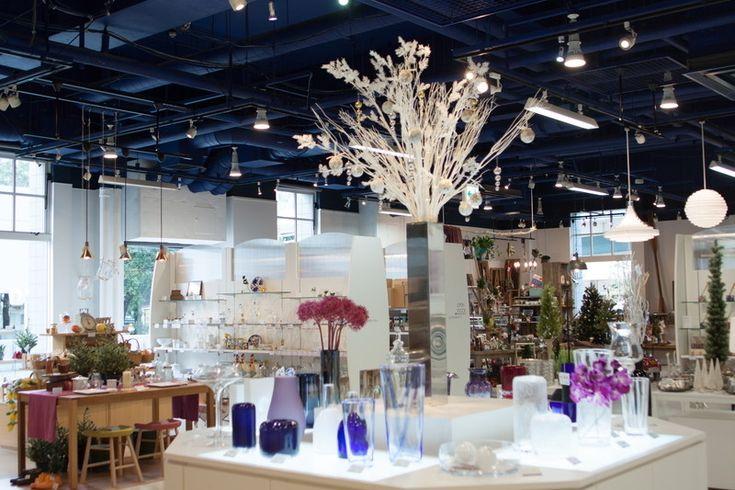 スタイリストご用達ショップ「横浜ディスプレイミュージアム」に、2014クリスマス売り場が10月20日グランドオープン。国内外のメーカーから厳選されたワンランク上のクリスマス装飾が揃う。 | Gourmet Biz-グルメビズ- [グルメニュース]