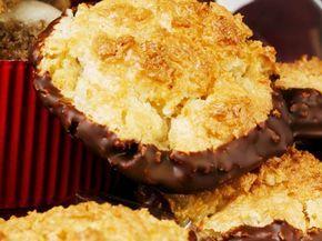 Kokosplätzchen ist ein Rezept mit frischen Zutaten aus der Kategorie Plätzchen. Probieren Sie dieses und weitere Rezepte von EAT SMARTER!