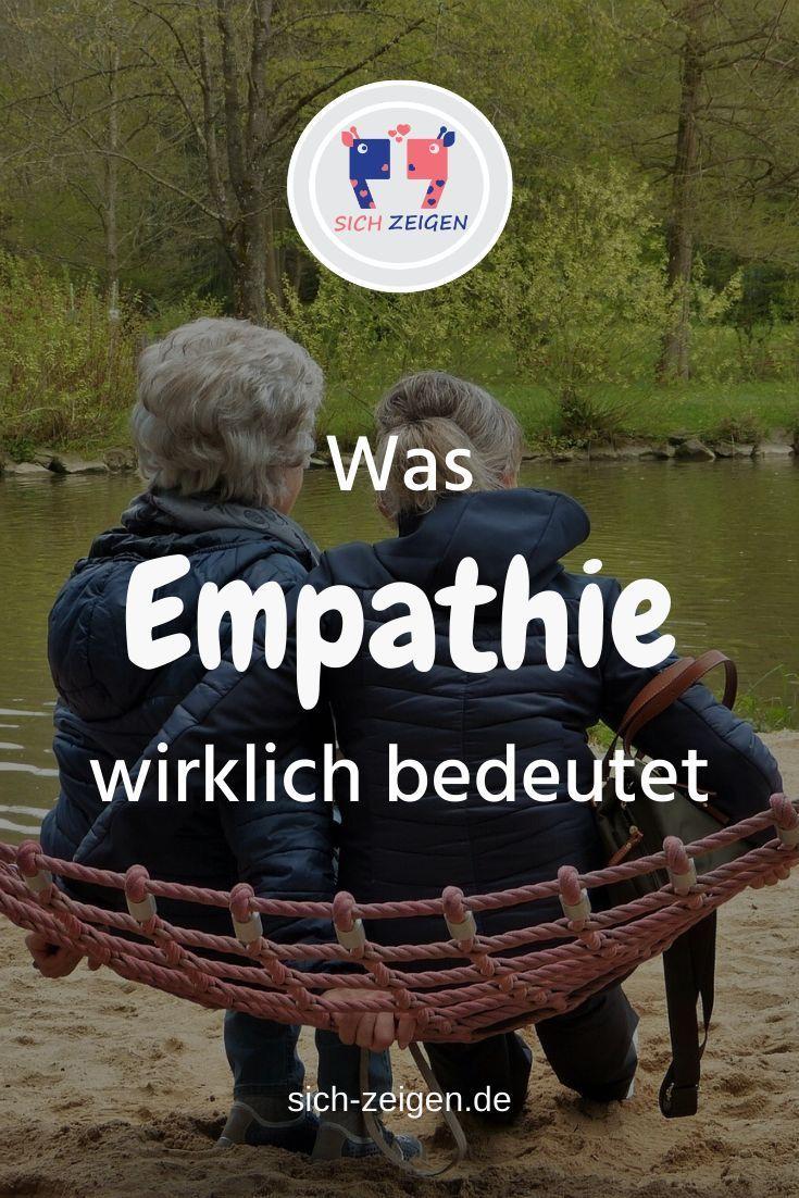 Abnehmen Definition von Empathie