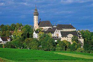 Kloster Andechs, Herrsching, Bavaria