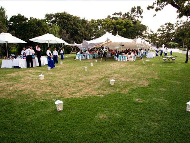 120 seater wedding, Alleu Bleu