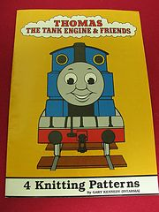 Something I should work on for the little guy.  Thomas the Tank Engine & Friends  by Gary Kennedy & Alan Dart
