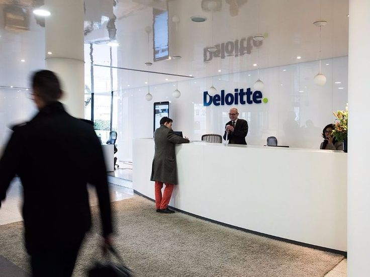 Here's what the CEO of Deloitte told her 15-year-old son when he asked if robots will take away his job someday