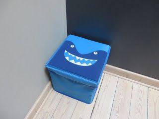 Zoon met een gebruiksaanwijzing: Onze 'kalmeer-doos'