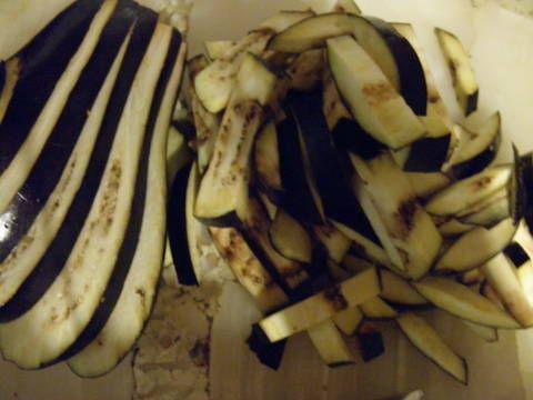 Berenjenas en conserva Receta de graciela martinez - Cookpad