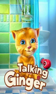 Talking Ginger | Top Android Games