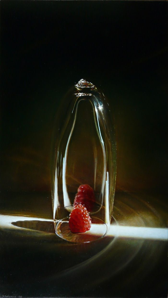 Incredible Photorealistic Food Paintings By Emanuele Dascanio