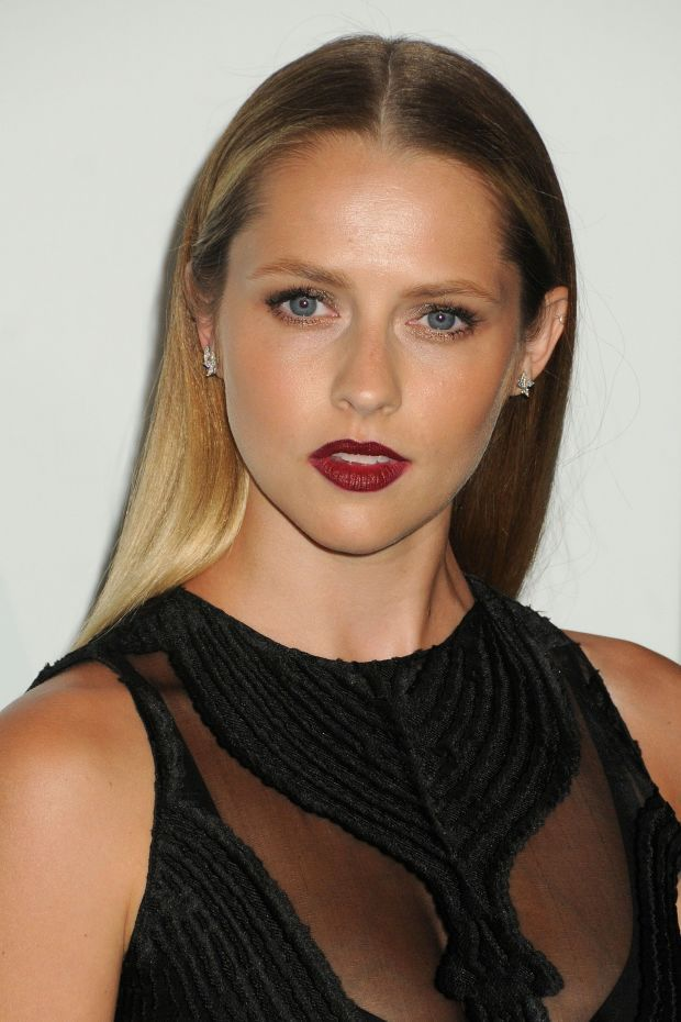 Teresa Palmer at the 2015 Women in Film Crystal + Lucy Awards. http://beautyeditor.ca/2015/06/21/best-celebrity-beauty-looks-amandla-stenberg