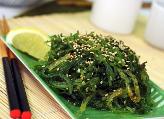 Seaweed Salad...mmmm.... | Healthy Living | Pinterest