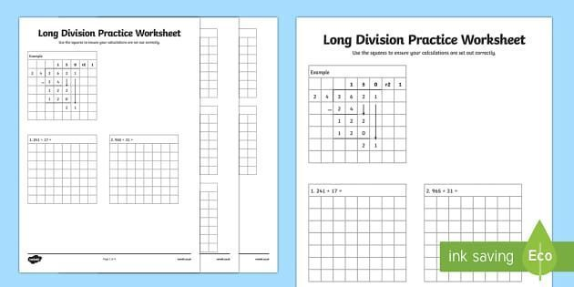 23 Dividing Whole Numbers Worksheets Year 6 Written Division 2 Decimal Places Worksheet Worksheet Year 6 Dividi Math Division Math Worksheets Number Worksheets Decimal division worksheets grade 6