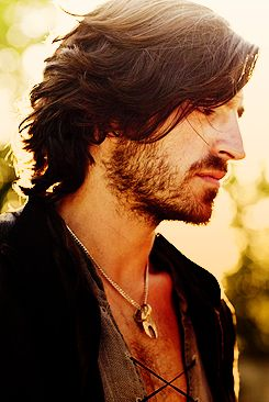 The guy i mentored today. Eoin Macken, And you play Gwaine in