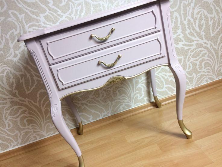 wundersch ne chippendale kommode im vintage stil weitere. Black Bedroom Furniture Sets. Home Design Ideas