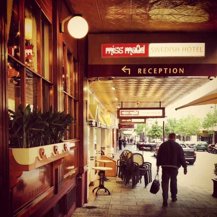 Miss Maud Swedish Hotel, Perth WA #australia #travel