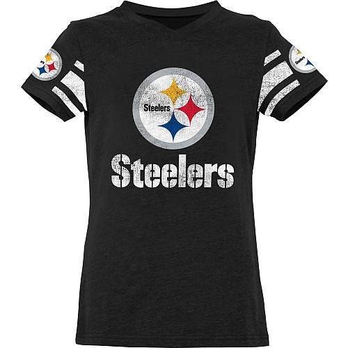 Pittsburgh Steelers Jersey for her -- $21.99 off the NFL website :))