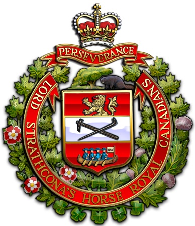 Dad's 2nd Regiment...Lord Strathcona's Horse (Royal Canadians) (LdSH [RC])