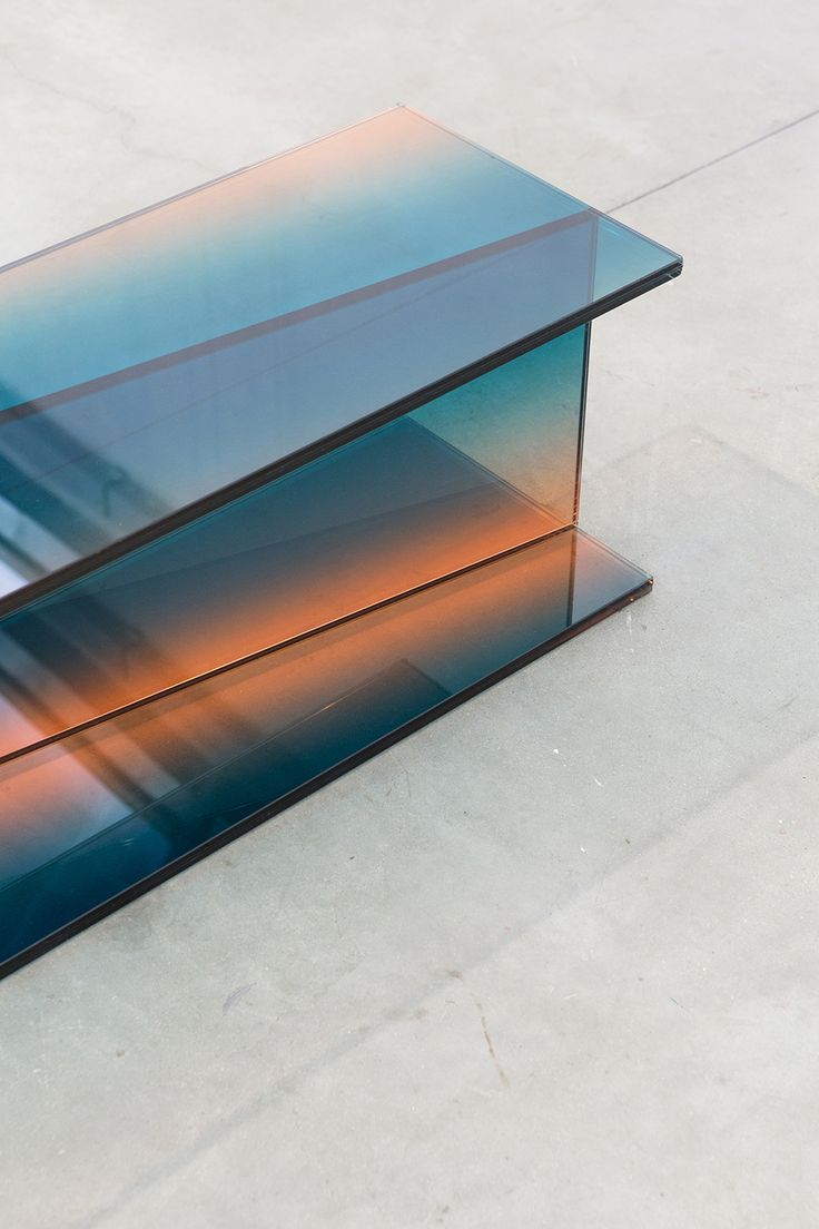 The Shaping Colour series by Amsterdam-based designer GermansErmičs is the realisation of a more than 2 year long research project intocolour and the intriguing design material of glass. Glass, making up a large part of our surroundings, is used widely in architecture, interior and furniture design. Sometimes viewed as cold, flat and comfortless, this designer …