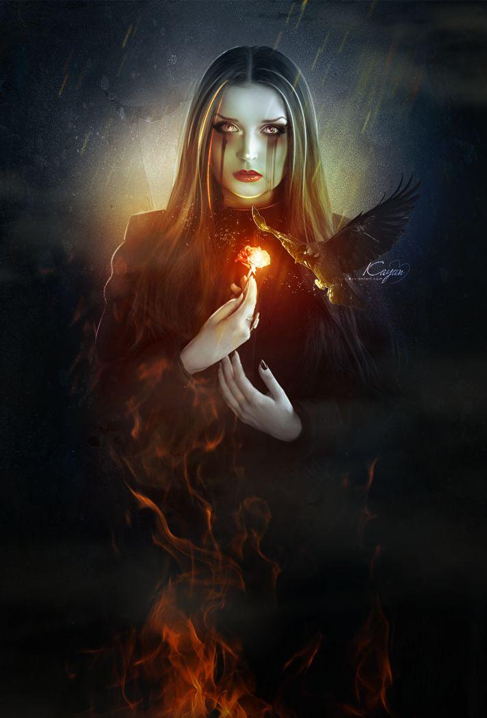 ведьмы в гневе картинки дополнительно придает матовый