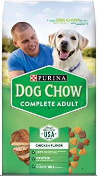 $1 Off One 3.5 lb or larger bag of Purina Dog Chow Dog Food or Puppy Chow