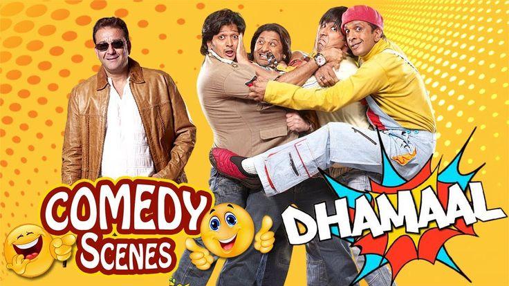 awesome Dhamaal Comedy Scenes - Arshad Warsi - Ritesh Deshmukh - Javed Jaffrey - Asrani