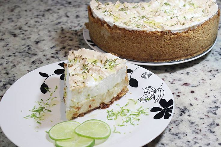 Torta de Limão Receita http://milaluz.com/?p=2286