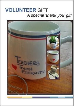 87 best leadervolunteer appreciation gifts images on pinterest personalised mugs as thank you gifts negle Image collections