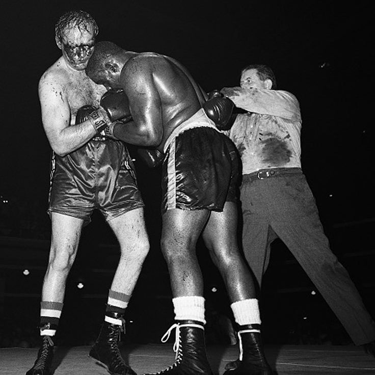 #OnThisDay: Sonny Liston cut up Chuck Wepner in his last fight 👉🏻LINK IN BIO🔝 http://www.boxingnewsonline.net/on-this-day-sonny-liston-cut-up-chuck-wepner-in-his-last-fight/ #boxing #BoxingNews #SonnyListon #ChuckWepner