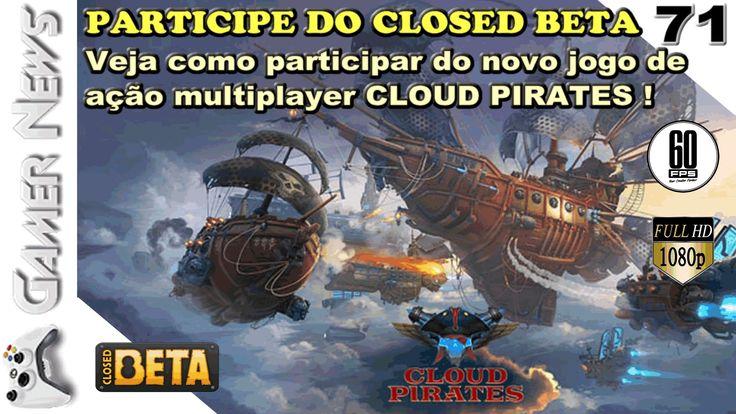 CLOUD PIRATES novo jogo de ação multiplayer da ALLODS, cadastre-se para ...