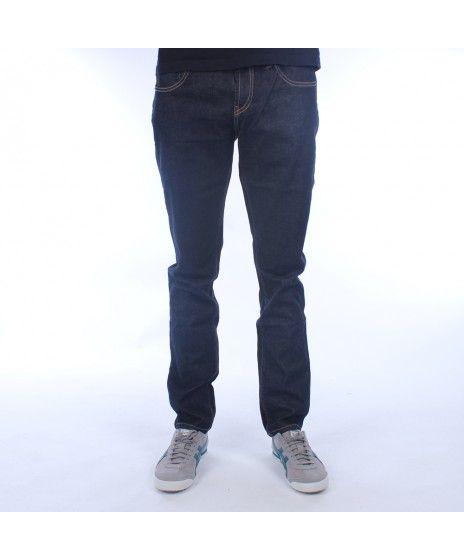 Junior Levis 520 Indigo Extreme Taper Jeans