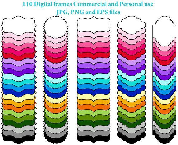 80% OFF Venta frontera gráfico gráfico de marcos digitales