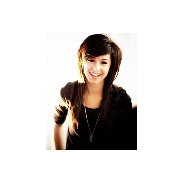 Music ❤ liked on Polyvore featuring christina grimmie, girls and people