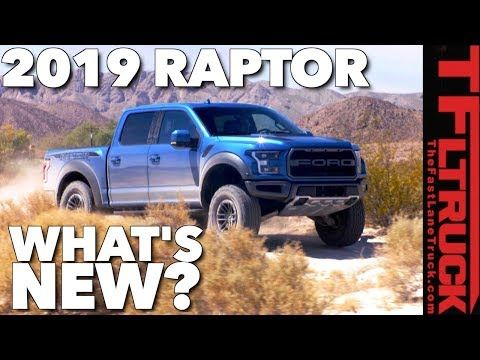 Breaking News 2019 Ford Raptor Breaks Cover What S New And What S Not Youtube With Images Ford Raptor 2019 Ford Raptor