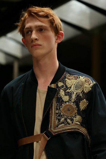 Dries Van Noten   Spring 2015 Menswear Collection   Style.com