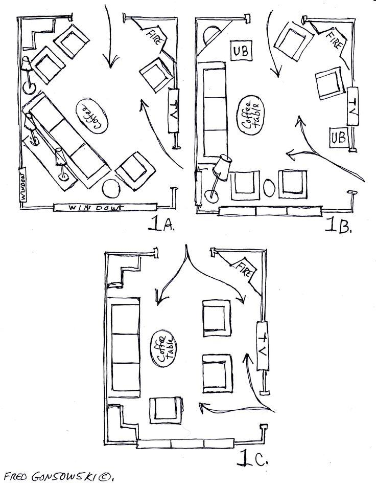 11 best Corner fireplace living room arrangement images on