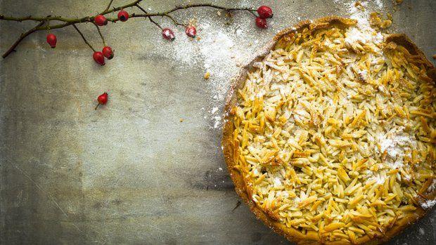 Portugalský mandlový koláč  Foto: