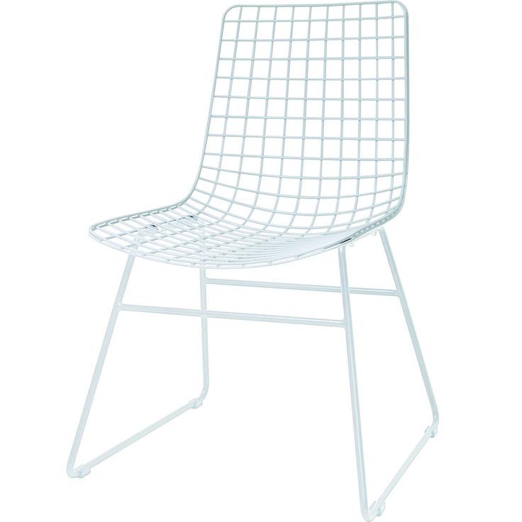 Wire Chair • WOO Design