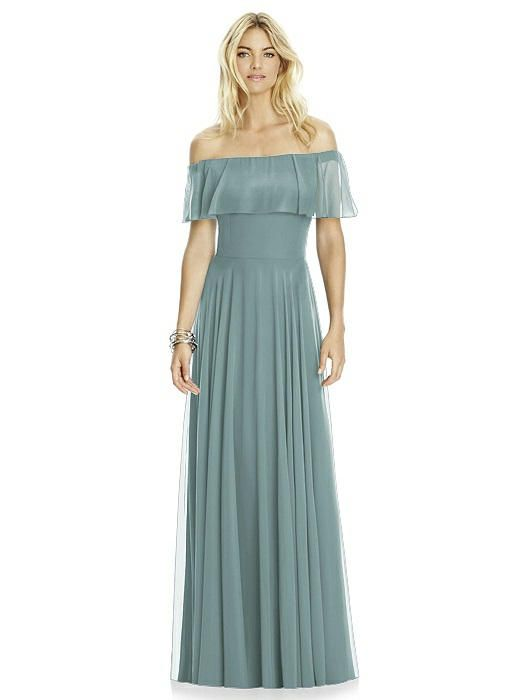 After Six Bridesmaid style 6763 http://www.dessy.com/dresses/bridesmaid/after-six-style-6763/