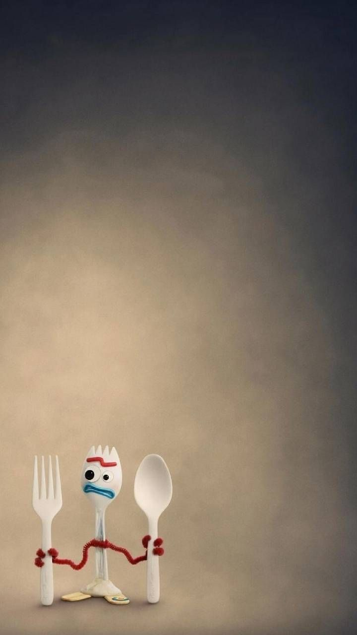 Forky | 43 Wallpapers de Toy Story