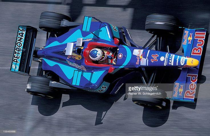 Jean Alesi, Sauber-Petronas, Imola, San Marino, 1998.