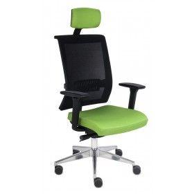 Fotel biurowy Level BS HD Grospol mix tkanin