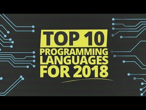 Best Programming Language to Learn: The Top 10 Programming Languages To Learn In 2018 - Simple Programmer
