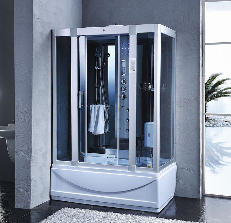 Oltre 25 fantastiche idee su doccia idromassaggio su for Piccolo costruttore di cabina