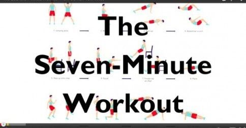 #Υγεία #Διατροφή Το 7λεπτο βίντεο γυμναστικής που θα σας μεταμορφώσει μέχρι το καλοκαίρι! ΔΕΙΤΕ ΕΔΩ: http://biologikaorganikaproionta.com/health/215339/